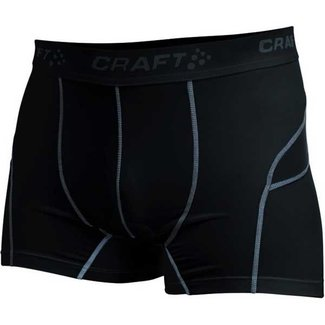 U.HOSE CRAFT COOL BIKE BOXER HERREN GR.M SCHWARZ
