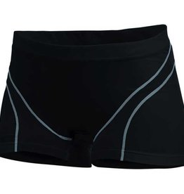 U.HOSE CRAFT COOL BIKE BOXER DAMEN GR.M SCHWARZ