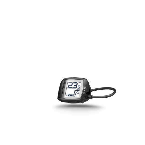 BOSCH Purion, Anthrazit Display mit integrierter Bedieneinheit, inkl. Displayhalter und Kabel