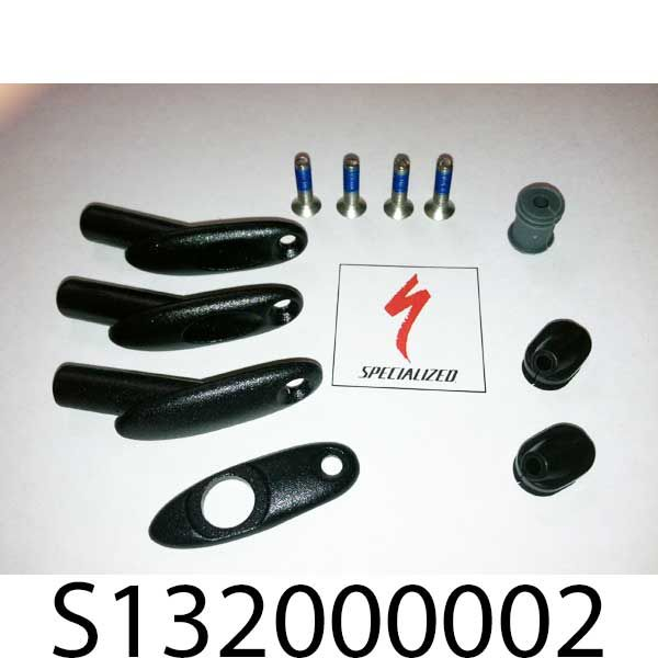 Specialized SPECIALIZED CABLE GUIDE CBS MY13 ROUBAIX / VENGE SW-PRO CABLE STOP KIT FOR SHIMANO DI2