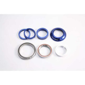 """Specialized SPECIALIZED HDS SJ FSR: PRO CARB EPIC: MAR CARB SJ HT: MAR CARB 1-1 / 8 """""""" / 1.5 """""""", BLUE, CAMP STYLE, CART BEARING"""