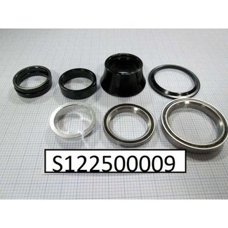 Specialized SPECIALIZED CONTROL KIT HDS SBC ALLEZ / CRUX TAPERED 1-1 / 8X1.5 CAMP STYLE STEEL BEARING W / ALLOY SPACER SET