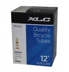 """XLC Fahrradschlauch 120-D32 12"""" DV BLITZ"""