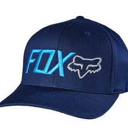 FOX SCATHE FLEXFIT HAT S/M indigo