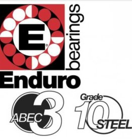 ENDURO BEARINGS 6708 2RS-6W ABEC 3 Lager, 40 x 50 x 6 67082RS-6W
