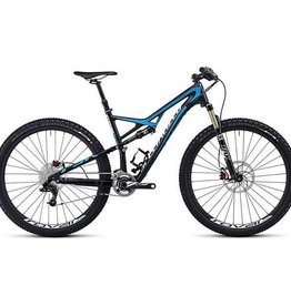 Specialized SPECIALIZED CAMBER FSR EXPERT CARBON 29 CARB/CYAN/WHT L