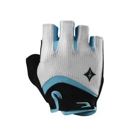 Specialized SPECIALIZED BG GEL GLOVE WMN WHT/LT TEAL L