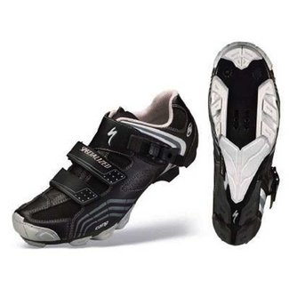 Specialized SPECIALIZED COMP MTB SHOE BLK/SIL 45/12