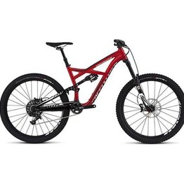 Specialized SPECIALIZED ENDURO FSR ELITE 650B RED/BLK/WHT Large