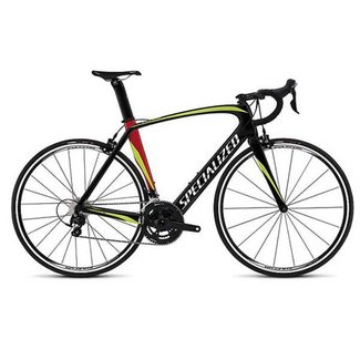 Specialized SPECIALIZED VENGE ELITE TARBLK/HYP/RED 56