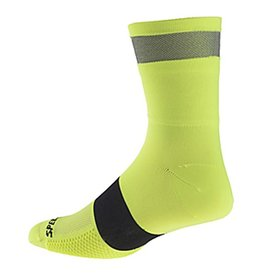 Specialized REFLECT TALL SOCK NEON YEL L/XL
