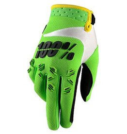 100% AIRMATIC GLOVE Medium lime