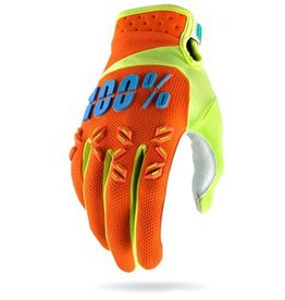 100% 100% AIRMATIC GLOVE Large orange II