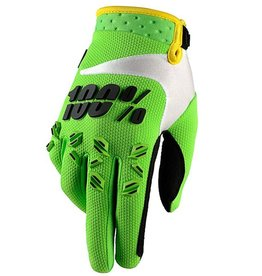 100% AIRMATIC GLOVE Small lime