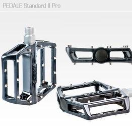 NC17 STP II Plattform Pedal black Kugellager