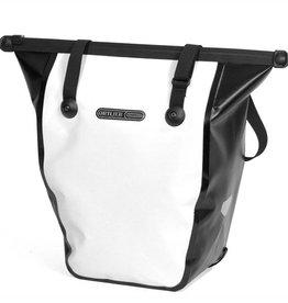 ORTLIEB Bike-Shopper; weiß-schwarz; QL2.1