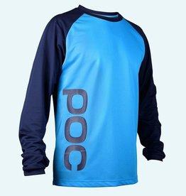 POC POC FLOW JERSEY baron blue/ tungsten blue XLarge