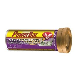 Power Bar POWER BAR 5 Electrolytes Sports Drink Black Current Stck