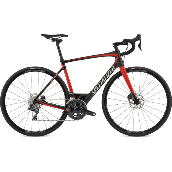 Specialized ROUBAIX EXPERT UDI2 8070 CARB/RKTRED/KLSIL 56