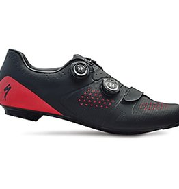 Specialized TORCH 3.0 RD SHOE BLK/RED 45