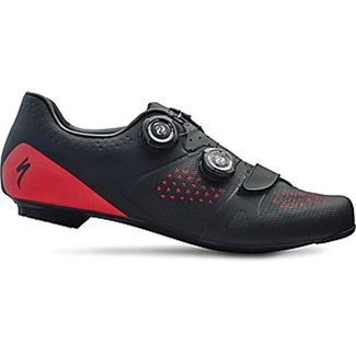 Specialized TORCH 3.0 RD SHOE BLK / RED 45