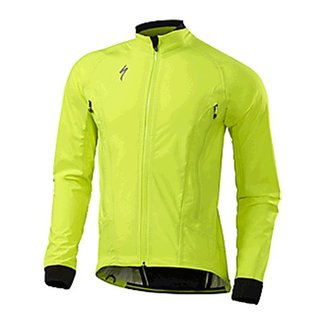 Specialized DEFLECT H2O ROAD JACKET NEON YEL XL