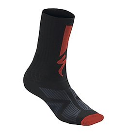 Specialized SPECIALIZED SL ELITE WINTER SOCK BLK/RED M