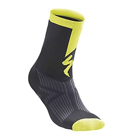 Specialized SPECIALIZED SL ELITE WINTER SOCK BLK/NEON YEL M