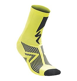 Specialized SPECIALIZED SL ELITE WINTER SOCK NEON YEL/BLK L