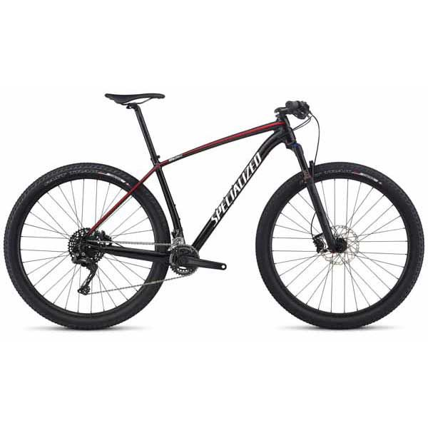 Specialized SPECIALIZED EPIC HT BASE 29 BLK/WHT/FLORED XL