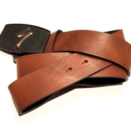 Specialized Specialized Leather Belt brown