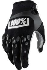 100% 100% AIRMATIC GLOVE XLarge black
