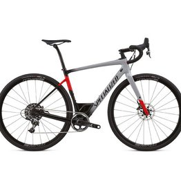 Specialized DIVERGE MEN EXPERT X1 CLGRY/BLK/FLORED 56