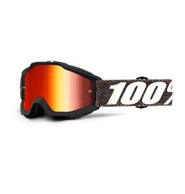 100% 100% Accuri Youth goggle anti<br />fog mirror lens KRICK