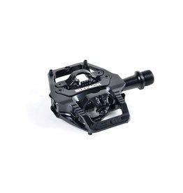 SIXPACK Pedal Vertic Trail Q-Factor 52,5mm schwarz