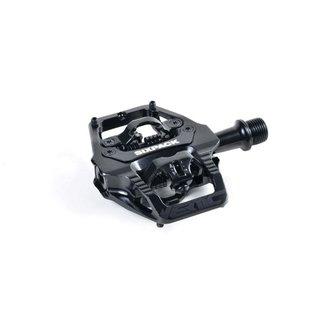 SIXPACK-RACING SIXPACK Pedal Vertic Trail Q-Factor 52,5mm schwarz