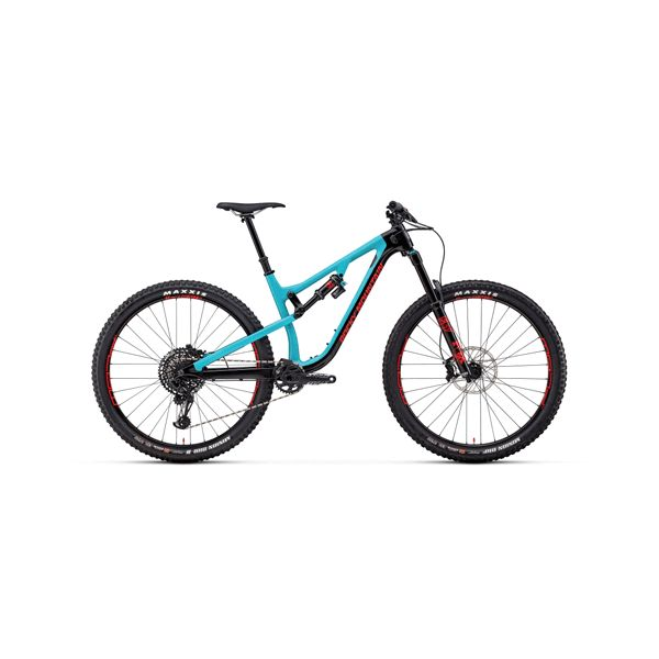 Rocky Mountain ROCKY MOUNTAIN INSTINCT CARBON 90 BC EDITION Large turq/cranberry