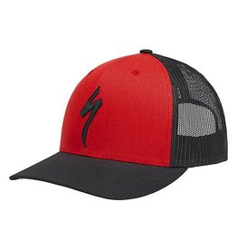 Specialized SPECIALIZED FLEXFIT® TRUCKET HAT ONESIZE Red/Black