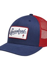 Specialized SPECIALIZED SNAPBACK TRUCKER Red/White/Blue