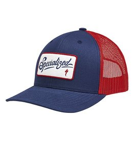 Specialized SPECIALIZEDSNAPBACK TRUCKER Red/White/Blue