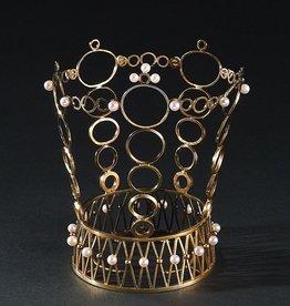 VERMEILLE新娘小珍珠皇冠