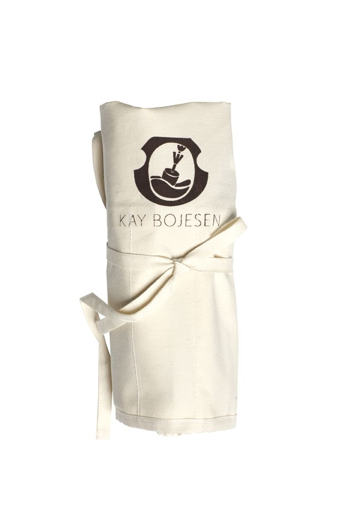 KAY BOJESEN GRAND PRIX COTTON CUTLERY BAG