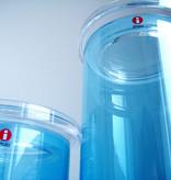 JARS, LIGHT BLUE JAR, 110 x 116 MM