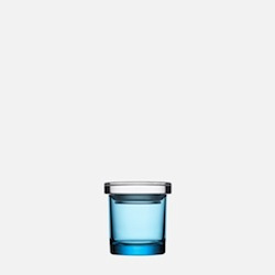 JARS, LIGHT BLUE JAR, 65 x 60 MM