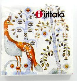 IITTALA TAIKA WHITE PAPER NAPKINS, 40 x 40 CM, 20-PIECE PACK