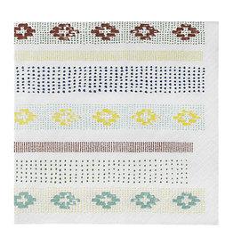 SARJATON TIKKI 餐紙巾 (24 x 24厘米)
