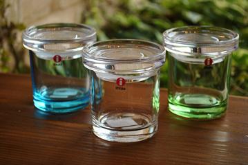 JARS, CLEAR JAR, 65 x 60 MM