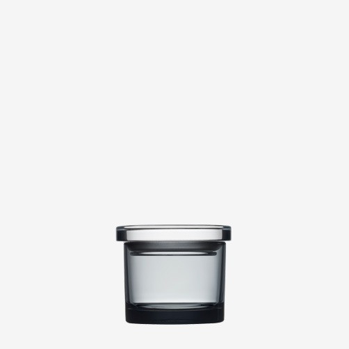 JARS, GREY JAR, 65 x 80 MM