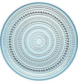 IITTALA KASTEHELMI LIGHT BLUE PLATE, 24.8 CM
