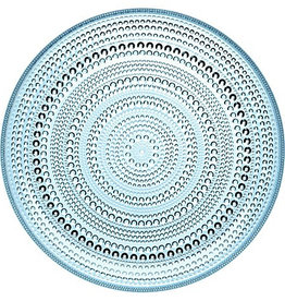 KASTEHELMI LIGHT BLUE PLATE, 24.8 CM